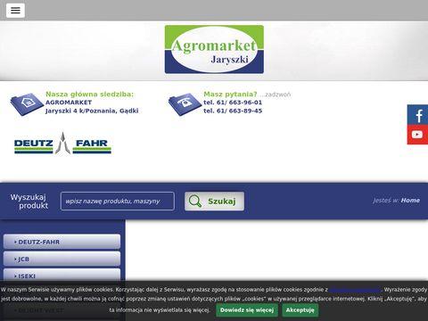 Agromarket ciągniki