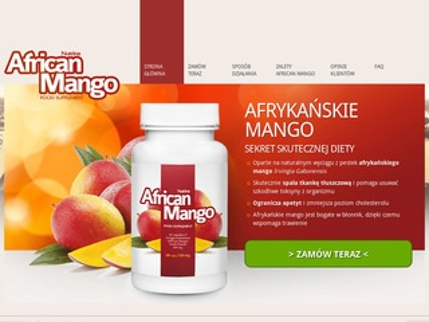 Africanmango.pl - afrykańskie mango