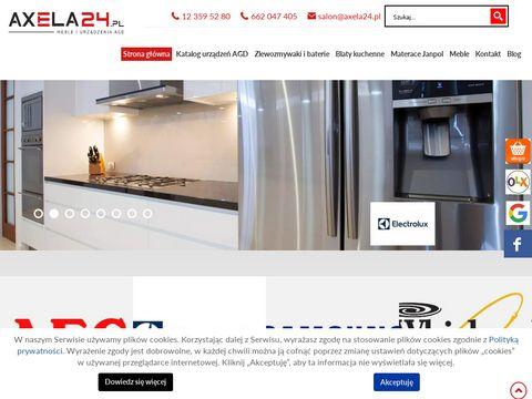 Axela jadalnie Kraków