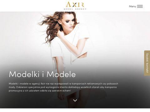 AXIR - agencja hostess w Warszawie