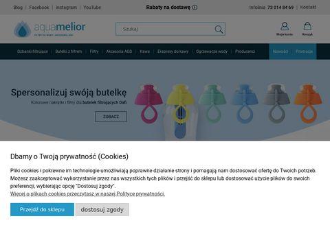 Aquamelior.pl odkamieniacze