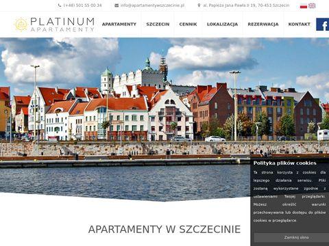 Apartamentywszczecinie.pl