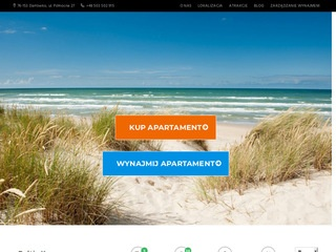Apartamenty.baltickorona.pl