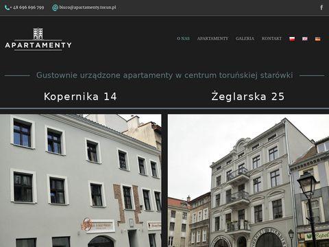 Apartamenty.torun.pl noclegi