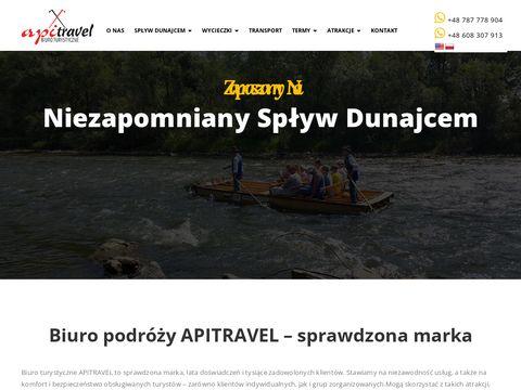 Api-travel.pl rafting spływ dunajcem