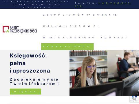 Ap-wb.pl - biuro rachunkowe Wilanów