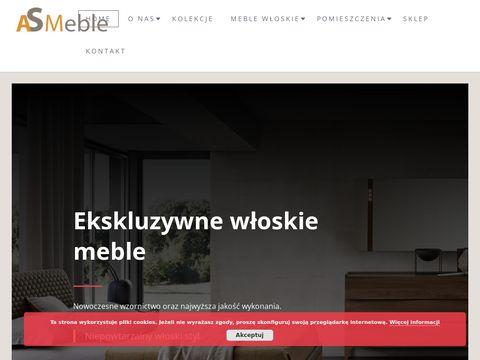 AS Meble stylowe Warszawa