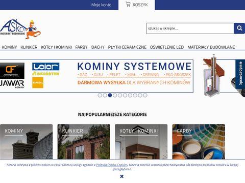 Askot.krakow.pl sklep budowlany