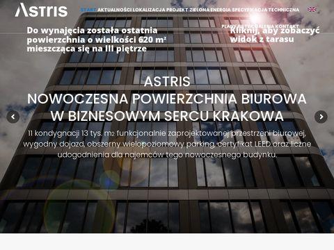 Astris.pl - nowoczesne biura Kraków