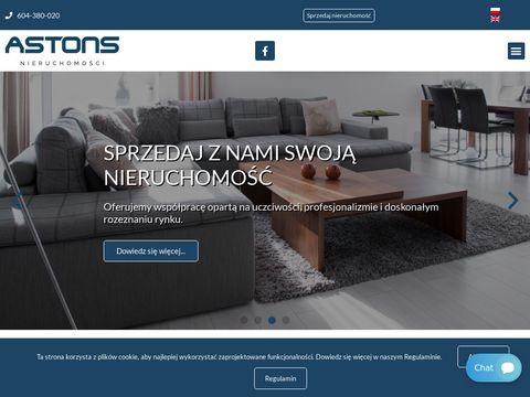 Astons nieruchomości Poznań