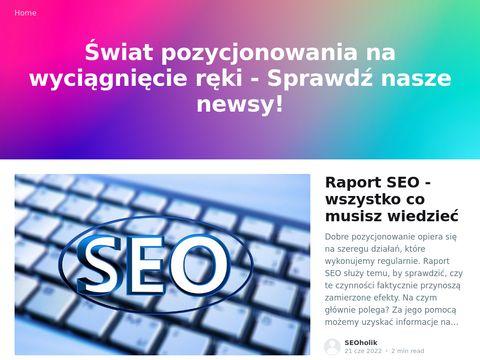 Asti Studio Wrocław - pozycjonowanie