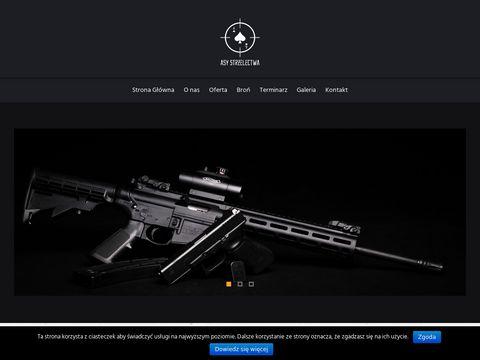 Asy-strzelectwa.pl - nauka strzelania