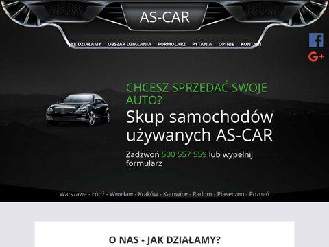 As-Car autoskup Wrocław