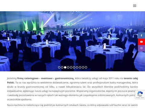 Arenacatering.pl dla firm Kraków