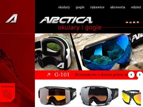 Arctica.pl - okulary przeciwsłoneczne
