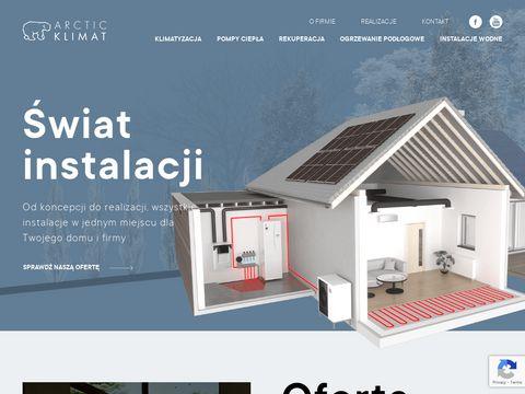 Arctic Klimat naprawa klimatyzacji Łódź