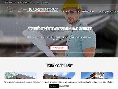 Euro-Projekt Tomasz Jacyniewicz Białystok