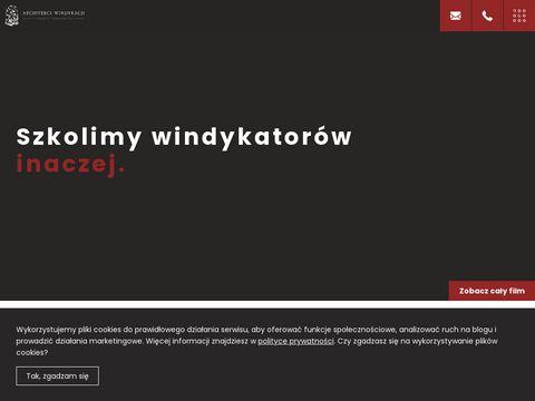 Architekciwindykacji.pl - szkolenia