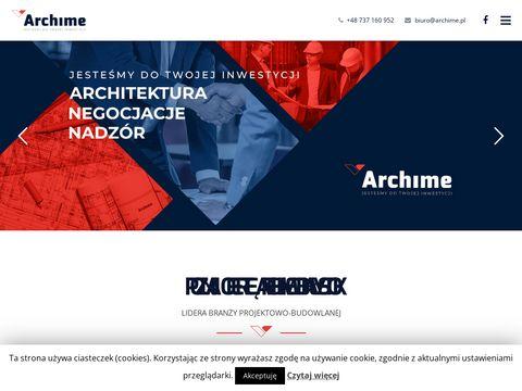 Archime.pl biuro projektowe