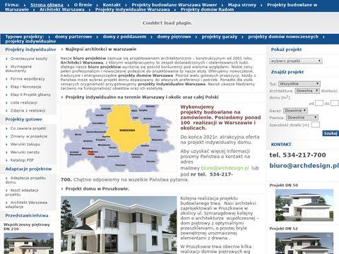 Archdesign.pl - pracownia projektowa