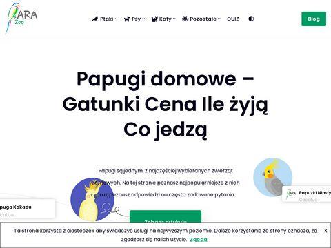 Aarazoo.pl - karmy dostosowane do potrzeb zwierząt