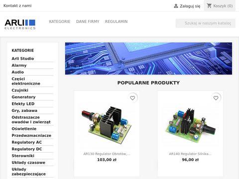 Arlisklep.pl sklep internetowy