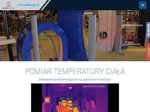 Armax.waw.pl bramki antykradzieżowe monitoring cctv
