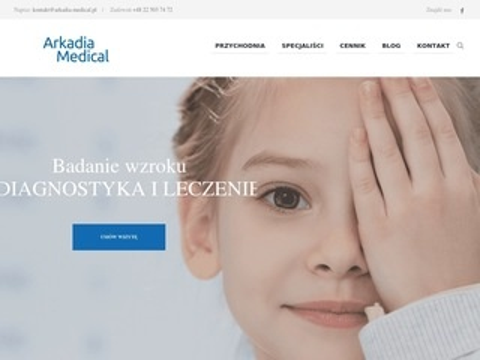 Arkadia-medical.pl lekarz okulista