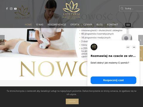 Artederm.pl usuwanie zmarszczek