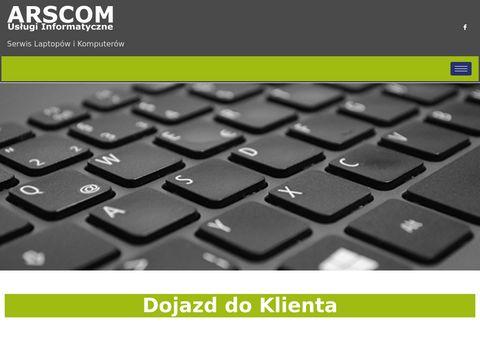 Arscom.pl naprawa komputerów w Chorzowie