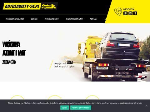 Autolawety-24.pl wypożyczalnia