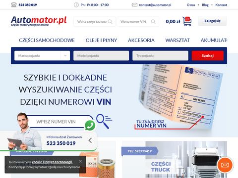 Automator.pl Amortyzatory