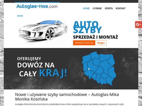 Autoglas-kos.com szyby Zielona Góra