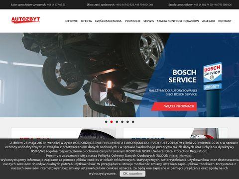 AUTOZBYT pojazdy importowane