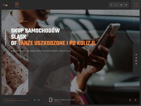 Autoszrot.net skup złomowanie aut