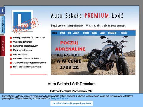 Autoszkolapremium.pl