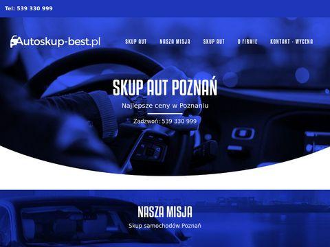 Autoskup-best.pl skup samochodów Poznań