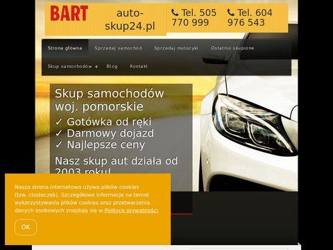 Auto-skup24.pl - za gotówkę, od ręki
