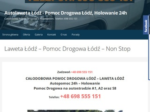 Auto-laweta-lodz.pl