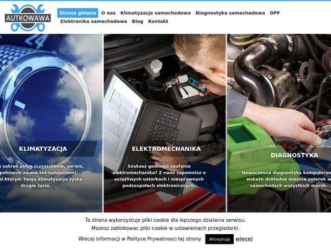 Autkowawa.pl diagnostyka i elektronika samochodowa