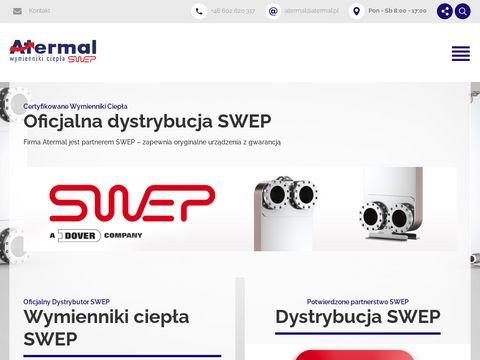 Atermal.pl wymienniki ciepła