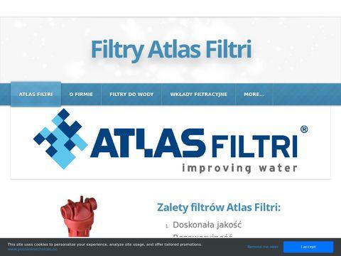 Atlasfiltri.weebly.com - włoska jakość