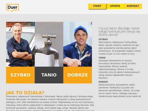 Awarie.wroclaw.pl hydraulik
