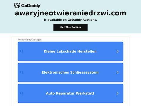 Awaryjneotwieraniedrzwi.com Gdańsk