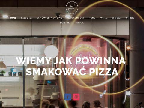 Pizza polecana przez Ave!Pizza z miasta Warszawa