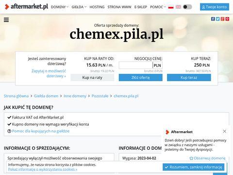 Chemex posadzki betonowe Bydgoszcz