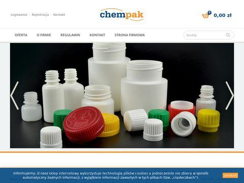 Chempaksklep.pl zakrętki plastikowe