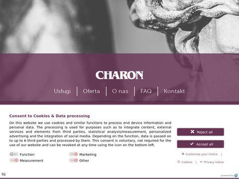 Charon dom pogrzebowy Elbląg