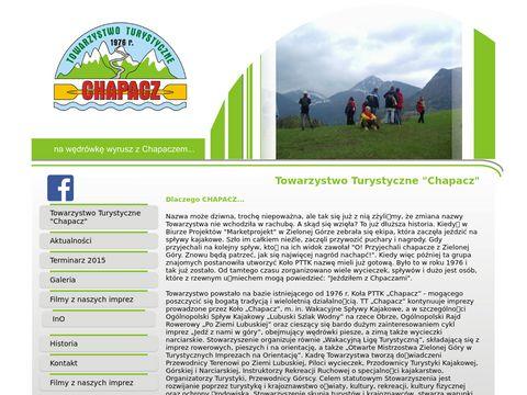 Towarzystwo turystyczne Chapacz turystyka