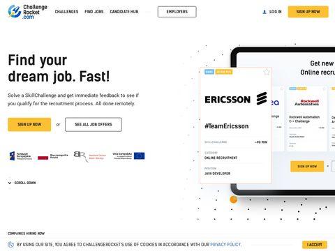 Challengerocket.com